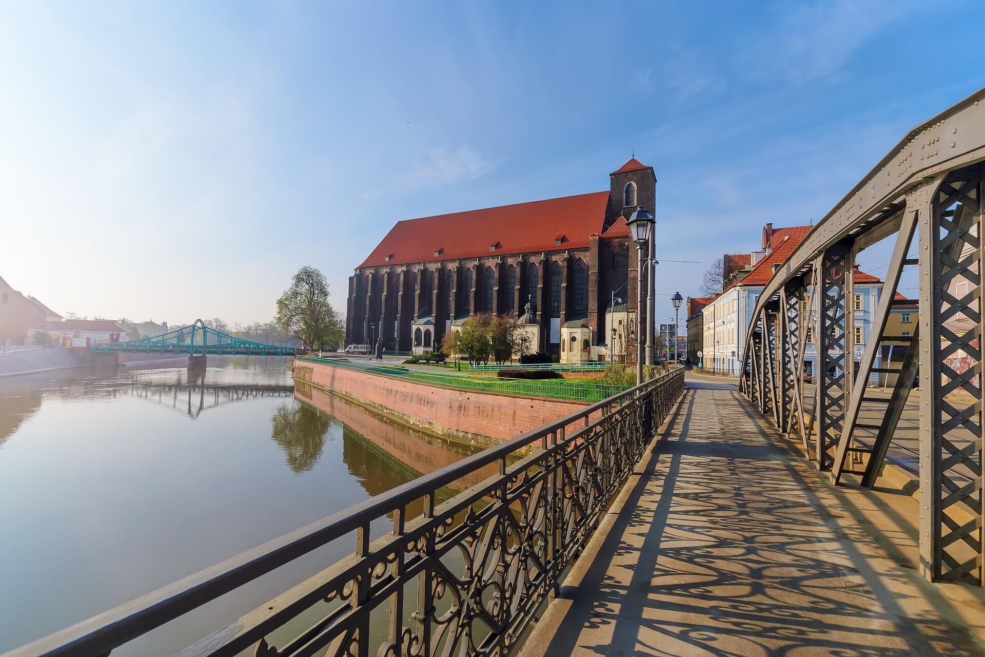 Angebot Breslau Stadtreisen