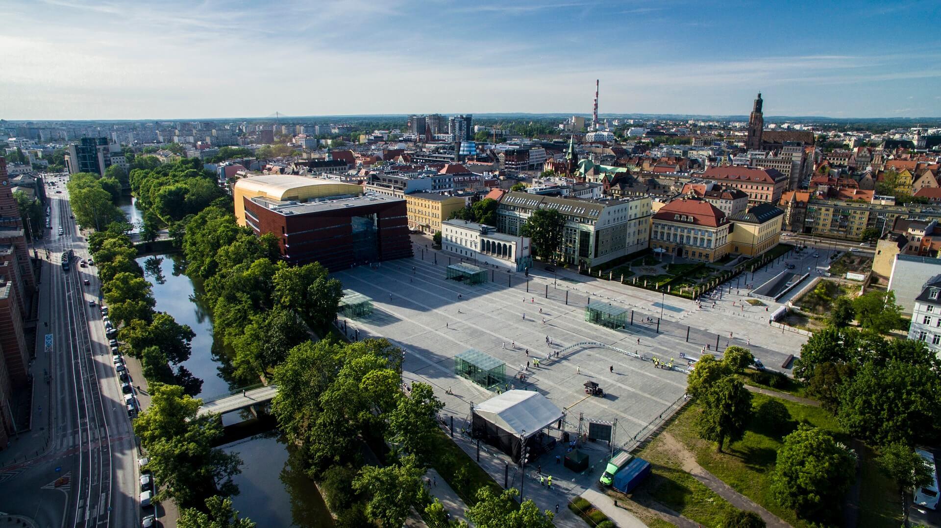 Die besten Attraktionen in Breslau